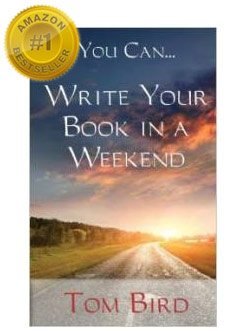write your book in a weekend