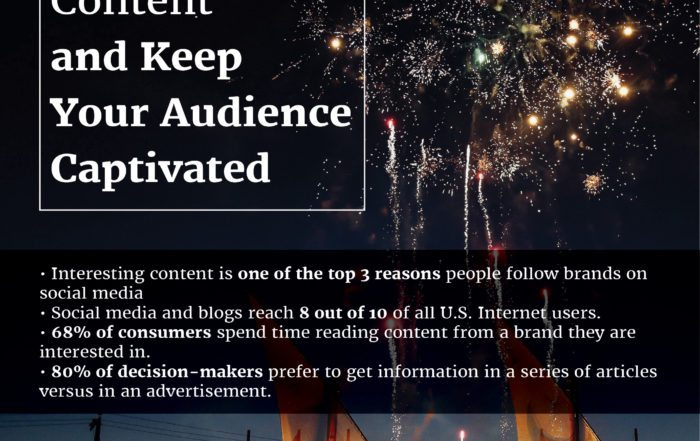 How to craft content and keep your audience captivated - Tom Bird